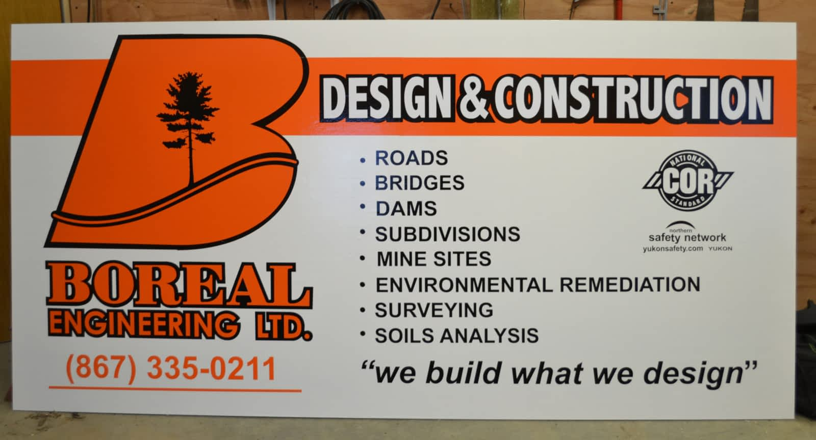 Boreal design & Construction