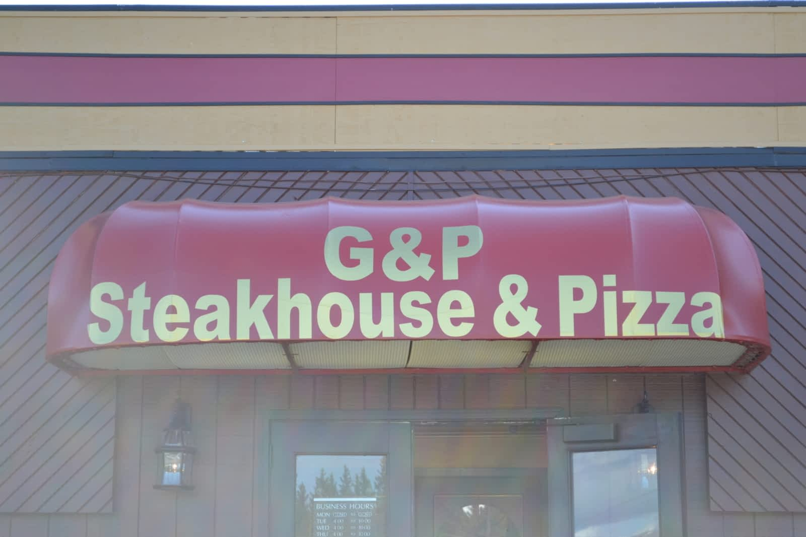 G&P Steakhouse & Pizza