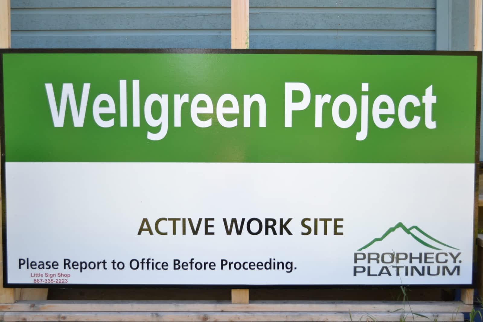 Wellgreen Project
