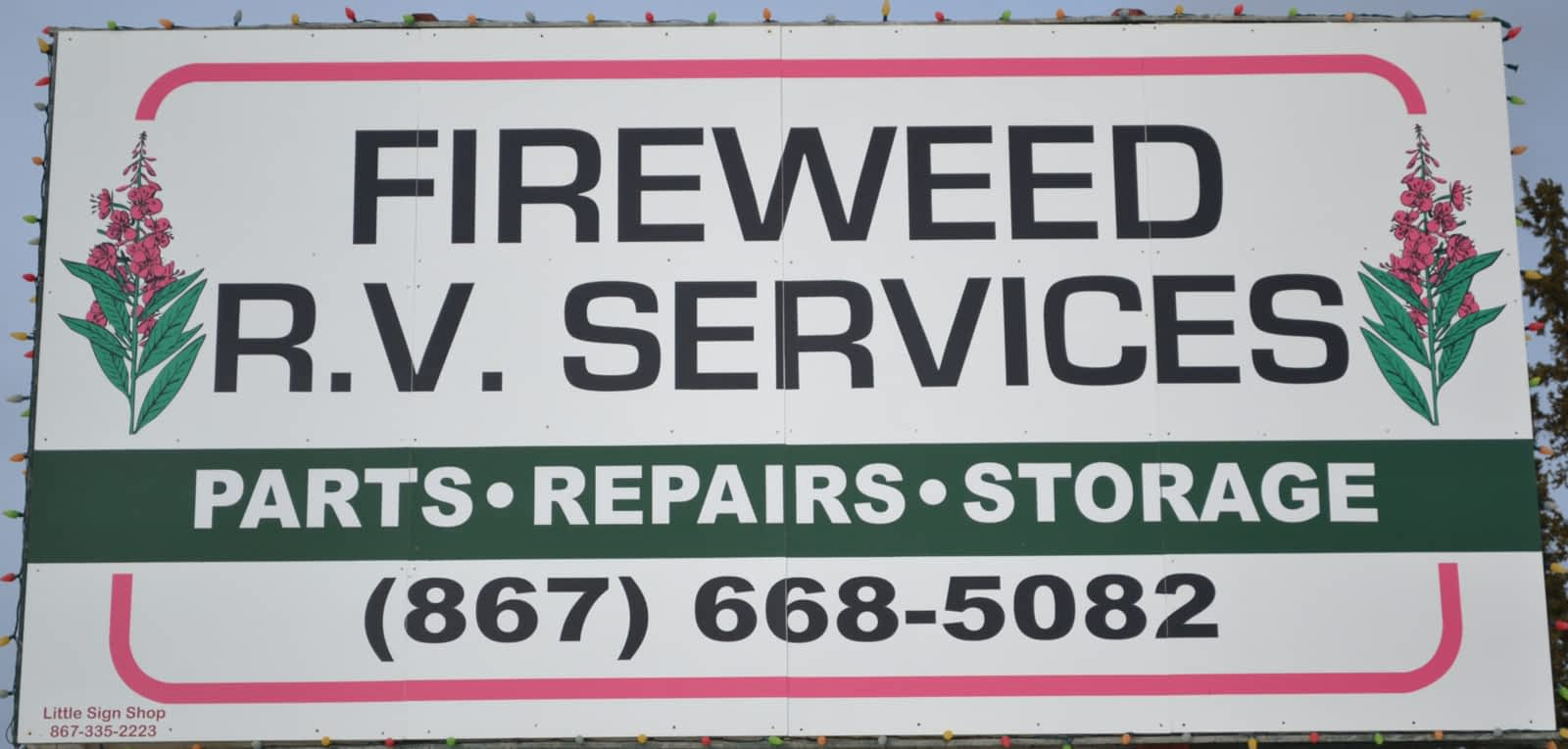 Fireweed RV Services 2