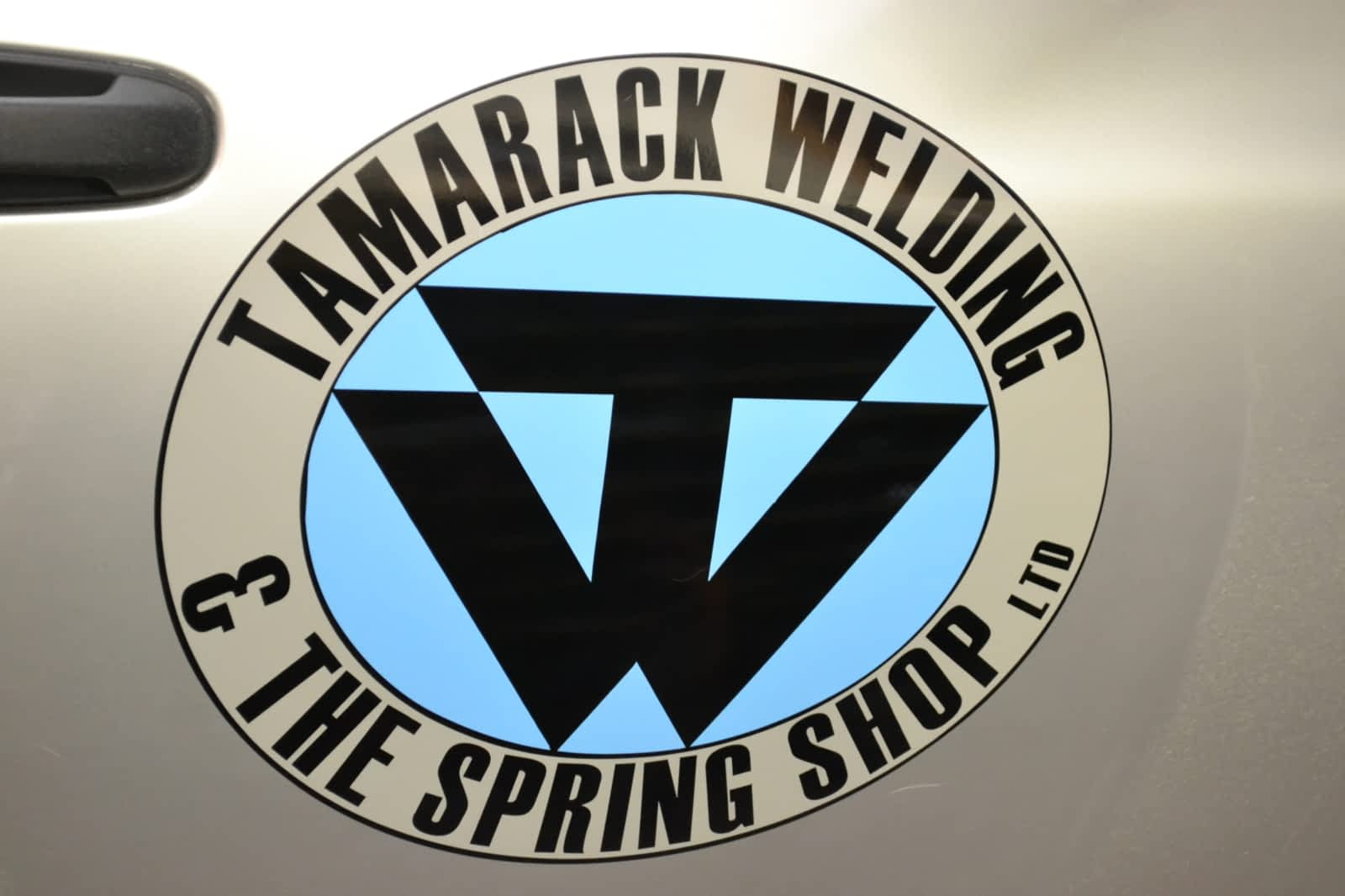 Tamarack Welding & The spring shop