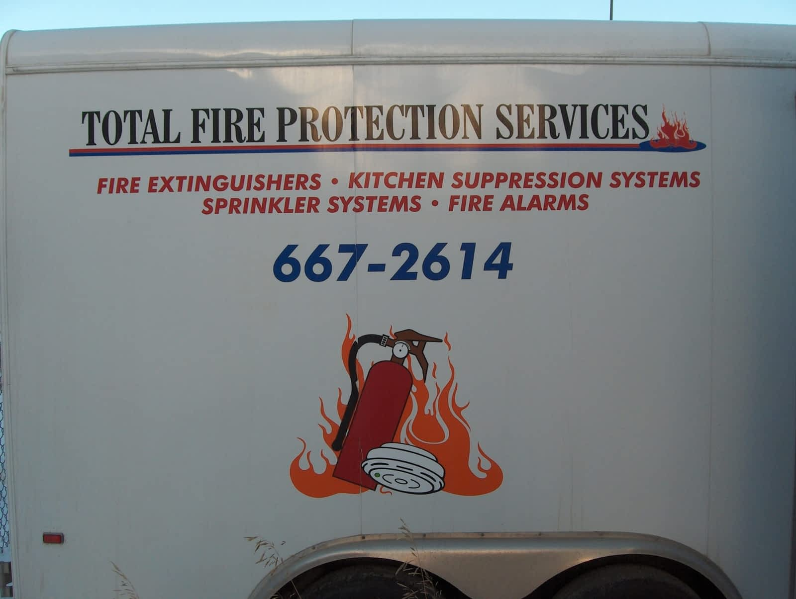 Total fire Projection Services