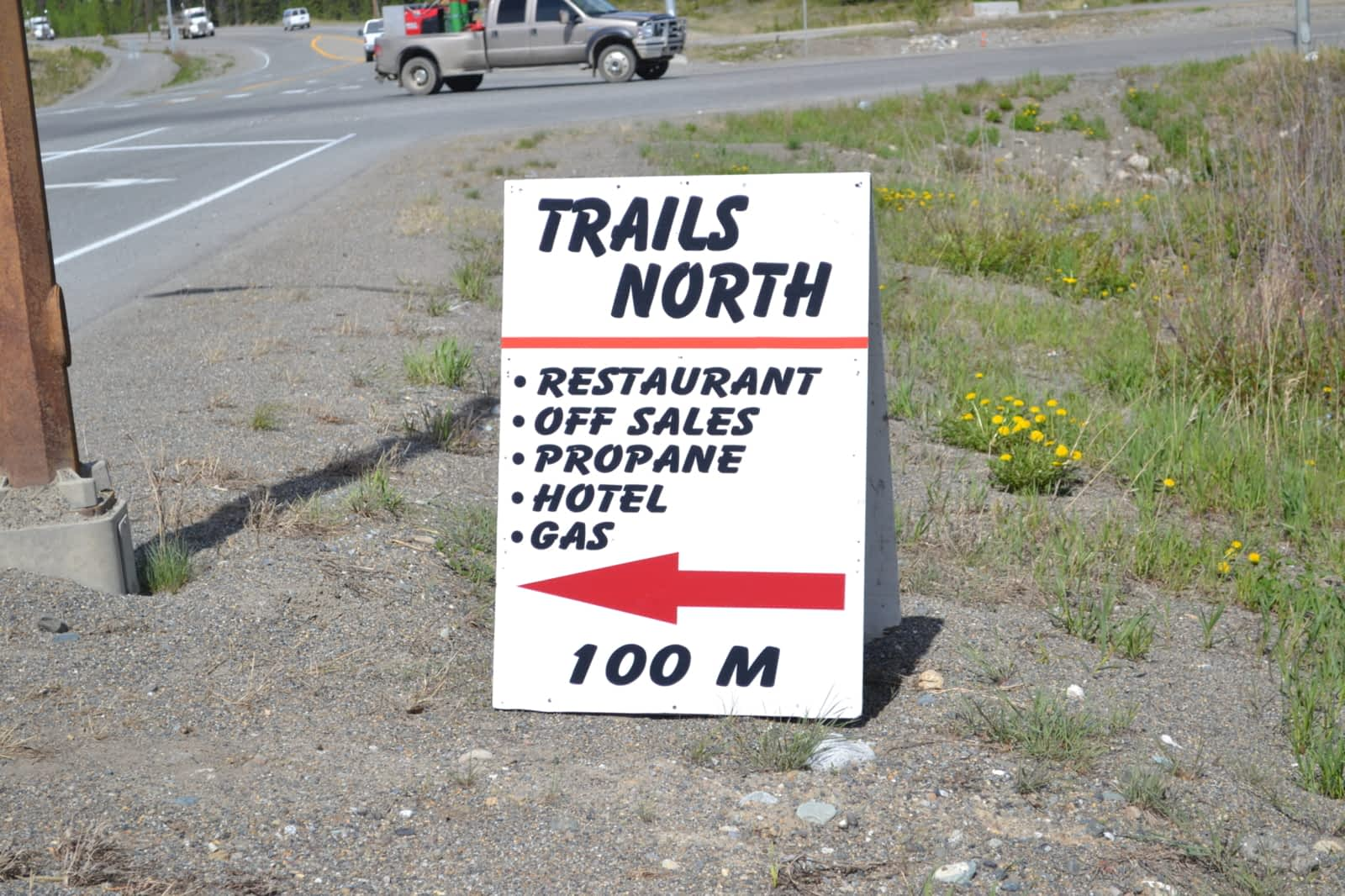 Trails North